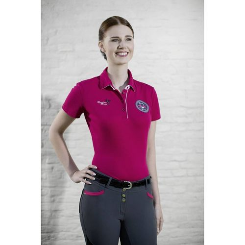 HKM Poloshirt -Diamonds-