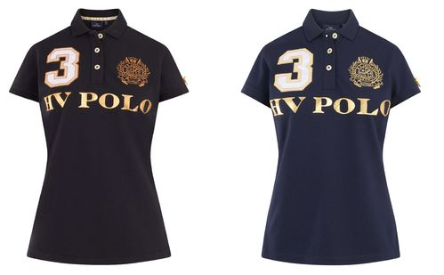 Hv Polo Poloshirt Favouritas EQ kurze Ärmel, Limited Edition